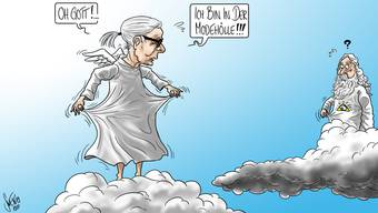 Karl Lagerfeld ist am frühen Dienstagmorgen 85-jährig in Paris verstorben.