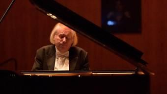 Grigory Sokolov: Beim russischen Altmeister, der das Piano-Festival eröffnete, steckte die Seele in jeder Note. Peter Fischli/LUCERNE FESTIVAL