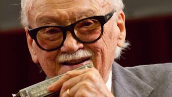Toots Thielemans (1922–2016).Keystone