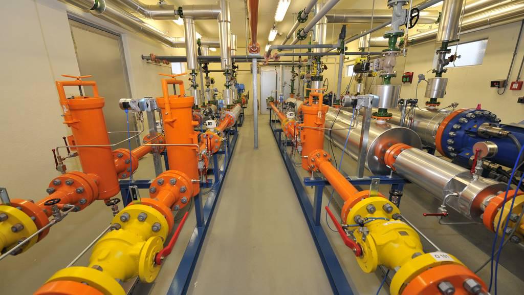 Endkunden können in der Zentralschweiz ihren Erdgas-Lieferanten wechseln. (Symbolbild)