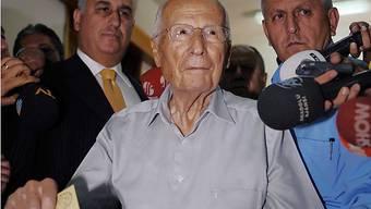 97-jährig verstorben: türkischer Ex-Staatschef Kenan Evren (Archiv)