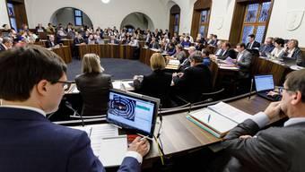 Wer zieht im März in den Solothurner Kantonsrat ein?