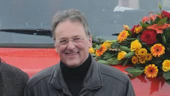 «Überfordert war ich nie. Ich hatte immer einen starken Stab im Rücken.» Marcus Müller, Leiter Kantonaler Krisenstab und Amtsleiter Militär und Bevölkerungsschutz