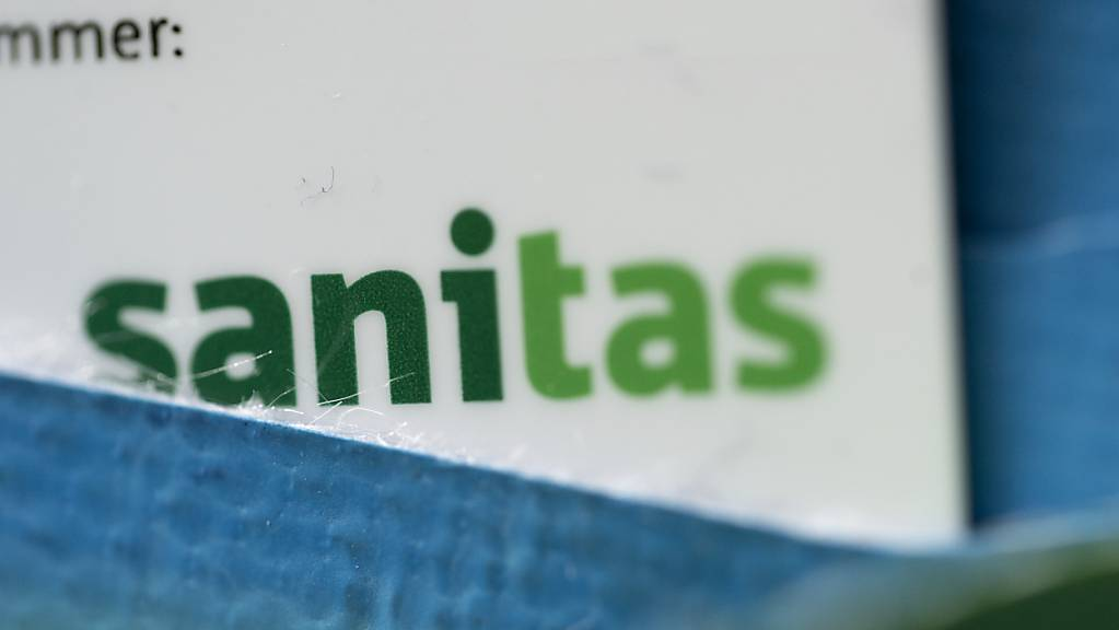 Sanitas erzielt im 2020 wegen Anlageverlusten weniger Gewinn. (Archiv)