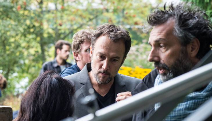 Wieso ist Bundespolizist Pedro Lambert auch in der dritten Staffel zu sehen. Leal: «Es sind die Gefühle, die ihn zurück nach Aarau ziehen.»