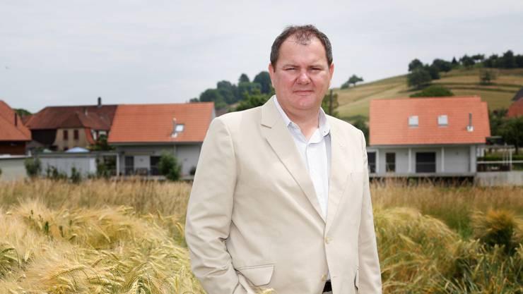 Repla-Präsident Roger Siegenthaler: «Der Vize-Präsident des Verein «Für üsi Witi» hat uns glaubhaft erklärt, dass mit unseren Geldern keine Werbung gegen die Verlängerung der Piste gemacht wird»