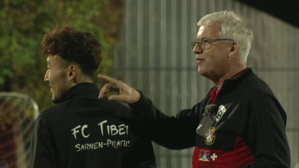 Buochser gründet einen Tibetischen Fussballverein