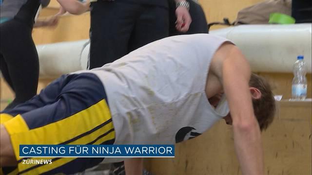 Ninja Warrior Switzerland: Wer schafft den Einzug in die TV-Show?
