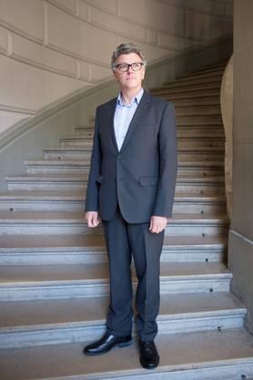 Der Schweizer Historiker Matthias Frehner ist Direktor des Berner Kunstmuseums.