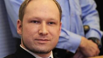 Anders Behring Breivik kommt wahrscheinlich in eine psychiatrische Anstalt (Archiv)