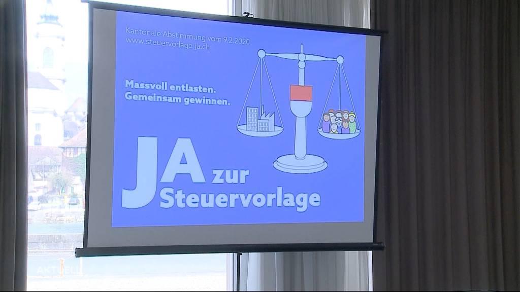 Überparteiliche Einigkeit bei Solothurner Steuervorlage