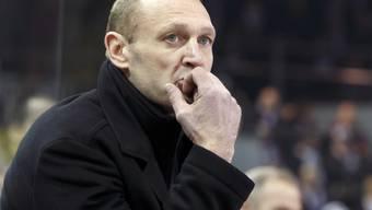 Der Lausanner Headcoach Daniel Ratushny zollte dem HC Davos seine Anerkennung