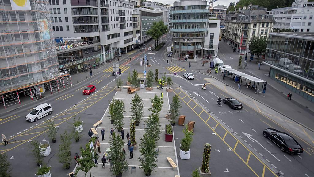 Geforderter Versiegelungsstopp geht der Luzerner Stadtregierung zu weit