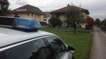 Boswil: Tote Frau aufgefunden