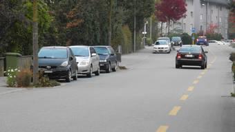 Auch nach der Verdopplung der Preise der Anwohnervignette kostet das parkieren in der Blauen Zone in Grenchen nur 66 Pp pro Tag.