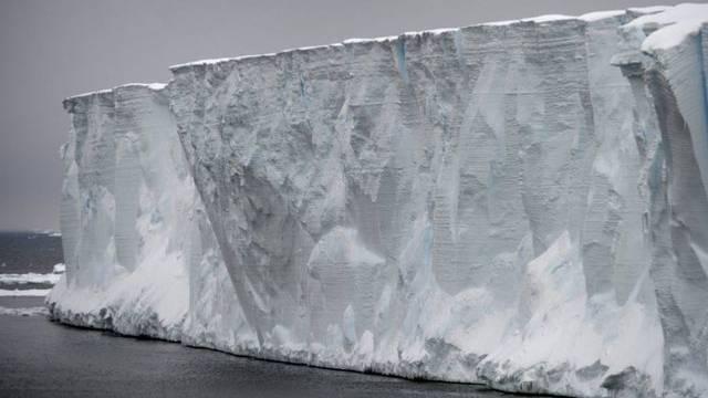 Das arktische Eis (Archiv)