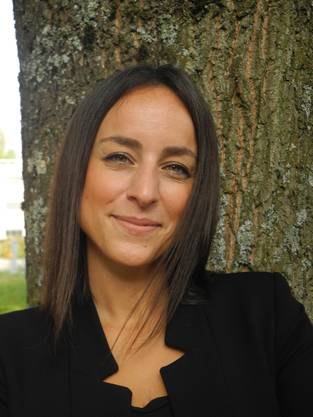 Lorena Rampa, Leiterin der Abteilung Straf- und Massnahmenvollzug Kanton Solothurn