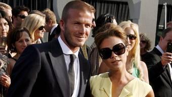 Die Beckham-Familie