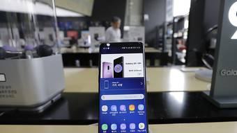 Samsung hat laut einem US-Gericht beim Handydesign bei Apple abgekupfert. (Symbolbild)