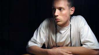 Der Solothurner Rapper Manuel Liniger aka Manillio ist einer der 12 Kunstschaffenden, die sich über einen Förderpreis freuen dürfen.