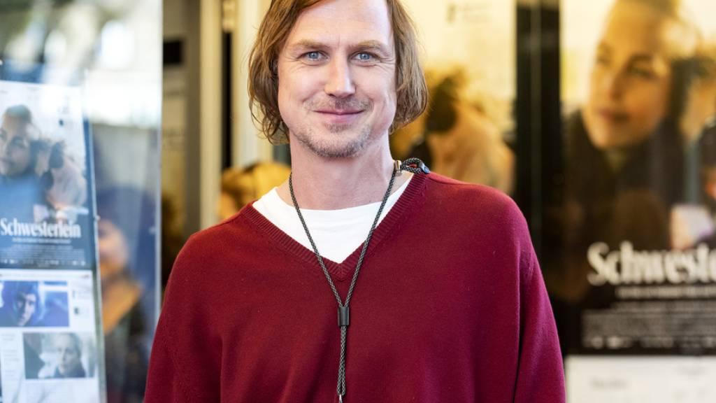 Premiere des Schweizer Oscar-Kandidaten «Schwesterlein» in Zürich: Der deutsche Schauspieler Lars Eidinger freut sich über den Erfolg des vielschichtigen Dramas.