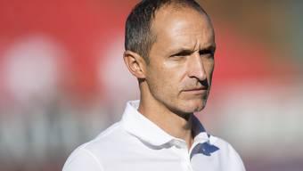 FCL-Coach Thomas Häberli glaubt fest an seine Mannschaft
