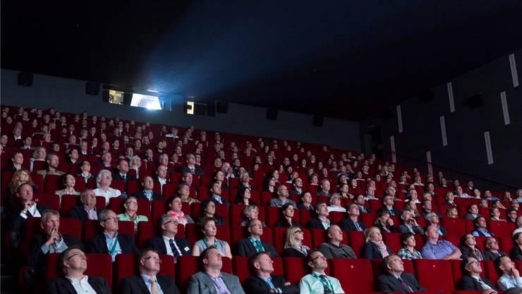 """Trafo-Kino in Baden: Meistgesehener Film war im vergangenen Jahr """"The Revenant"""". AZ-Archiv/Spichale"""