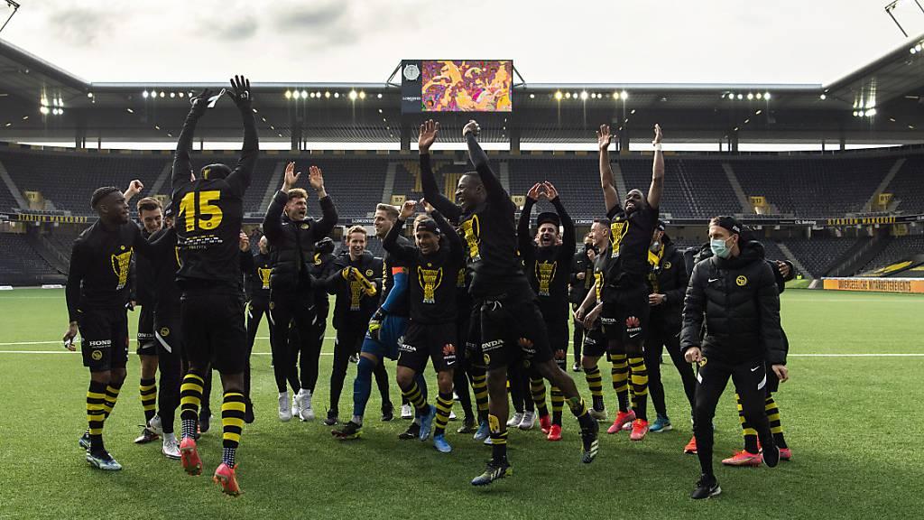 «Es ist ein Titel für alle unsere Spieler»
