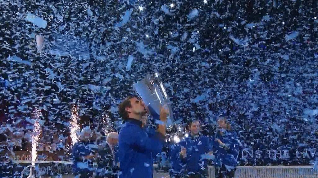 Laver Cup: Sieg für Team Europa