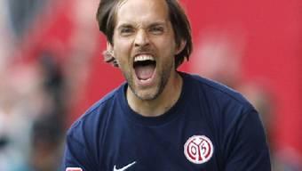 Fünter Sieg im fünften Spiel für Mainz-Trainer Thomas Tuchel