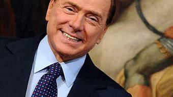 Berlusconis Regierung verabschiedet Sparpaket (Archiv)