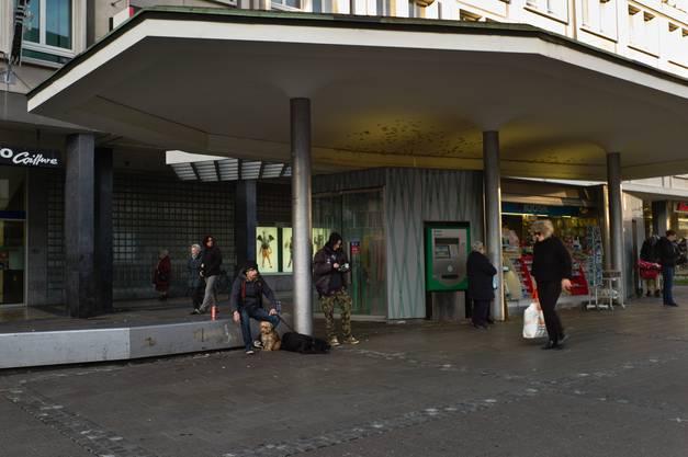 Treffpunkt Claraplatz (Tjefa Wegener)