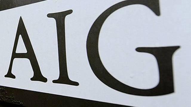 AIG mit schwarzen Zahlen (Archiv)