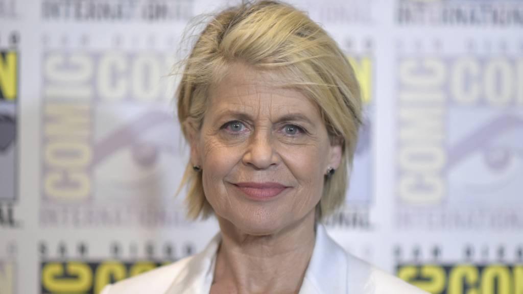 Wortgefechte im Kopf: US-Schauspielerin Linda Hamilton leidet unter einer bipolaren Erkrankung.