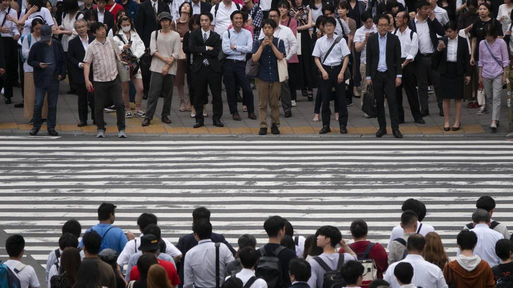 Bis zu 10'000 japanische Zuschauer in Tokio zugelassen