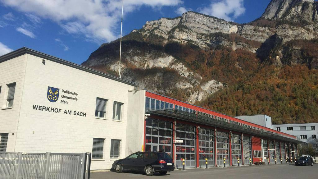 Die Verhandlung im November war ins Feuerwehrdepot Mels verlegt worden.