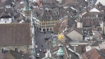 16'619 Einwohnerinnen und Einwohner zählt die Stadt.