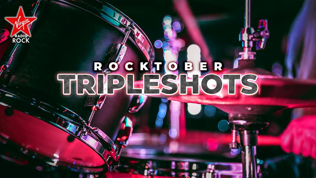 Rocktober Tripleshots