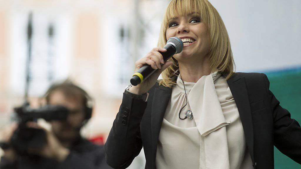 Francine Jordi hört auf mit «Weihnachten auf Gut Alderbichl»