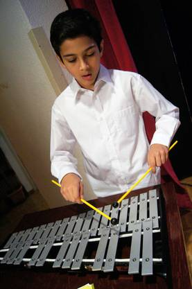 Xylofonsolo von Sellan Soori