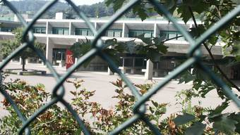 Die Kaserne wird über das Wochenende desinfiziert. (Archiv)