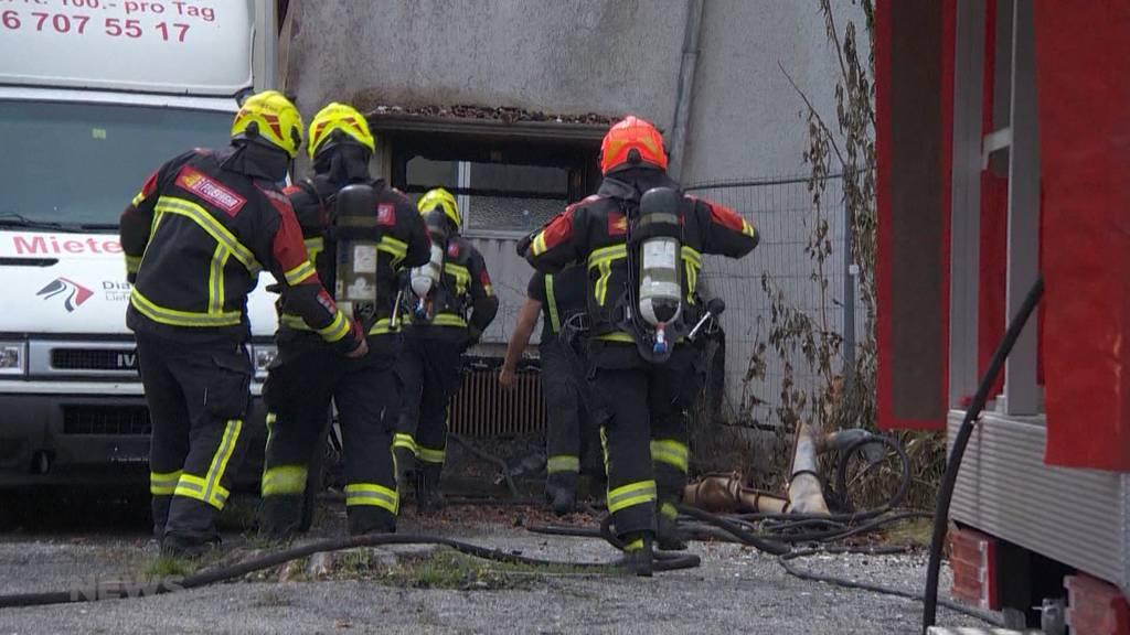 Haus in Niederbipp komplett niedergebrannt: War es Brandstiftung?