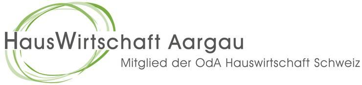 Hauswirtschaft Aargau - neues Logo