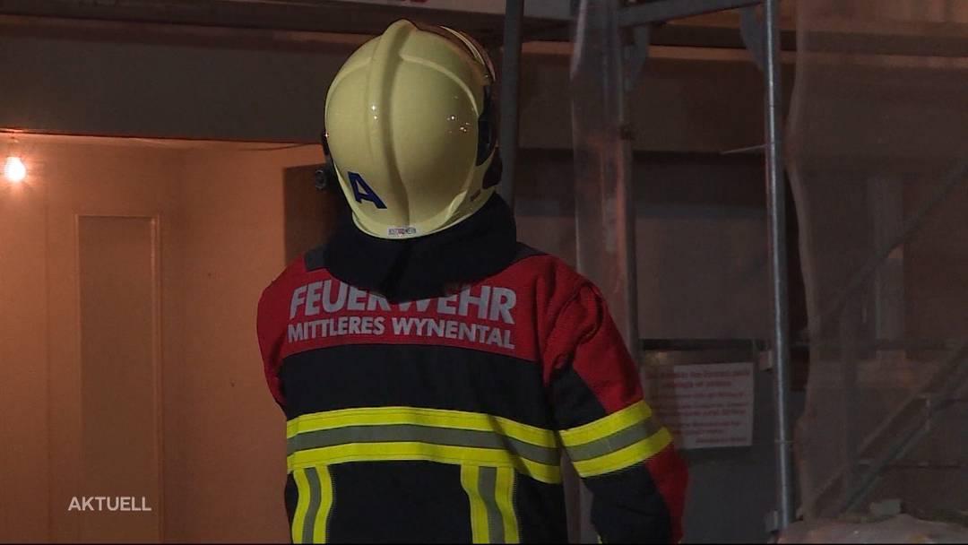 Doppelt gemoppelt: Feuerwehr muss zwei Mal zum selben Brand ausrücken