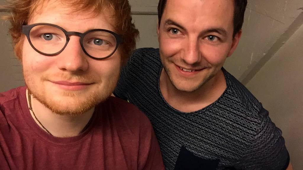 Ed Sheeran im Interview mit Oliver Wagner