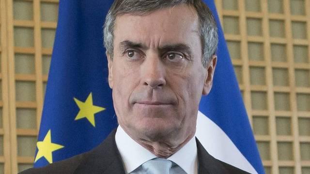 Hat doch Geld im Ausland deponiert: Ex-Haushaltsminister Jérôme Cahuzac (Archiv)