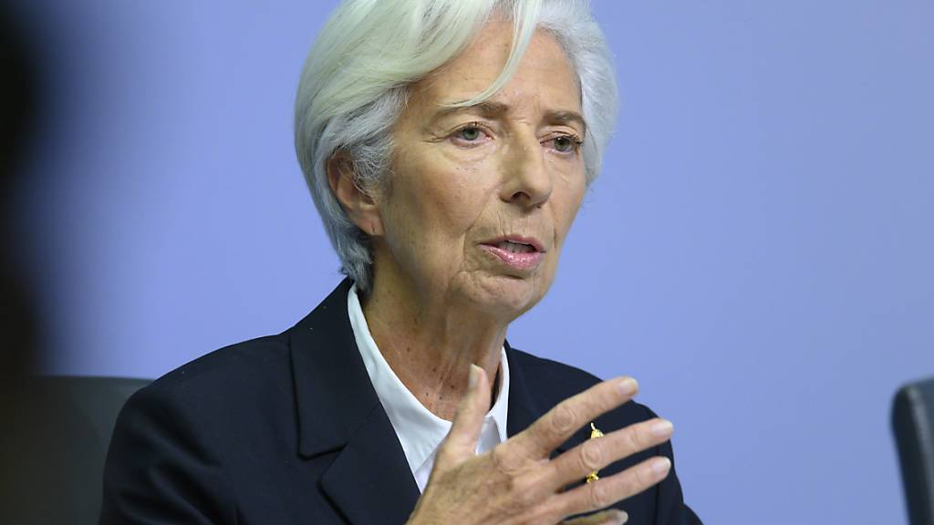 EZB stemmt sich mit weiteren Milliarden gegen Corona-Krise