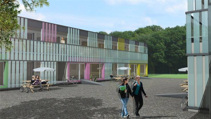 In den Niederlanden sind Studentenwohnhäuser in Modulbauweise hoch im Kurs. Der Verein Studentisches Wohnen Region Brugg-Windisch will solche bauen.