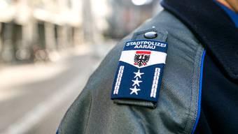 Stadtpolizei Aarau: Bilanz 2018