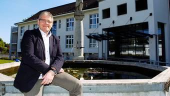 René Huber ist neuer Direktor des Spitals Leuggern.